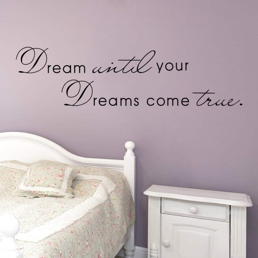 Motivational Items: Life Quote For Home Art Décor
