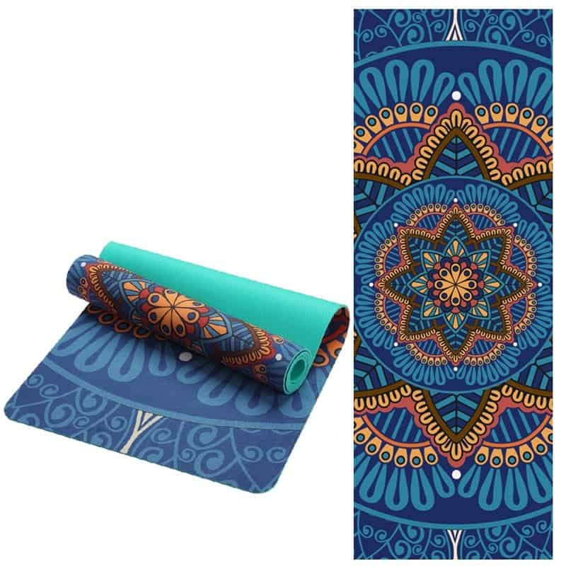 6MM Yoga Exercise Mat Pad
